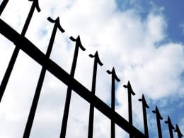 All Counties Fence and Supply Iron Fences in San Bernardio and Riverside Counties
