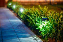 All Counties Fence and Supply Hardscaping Pathway Lights in Riverside and San Bernardino Counties