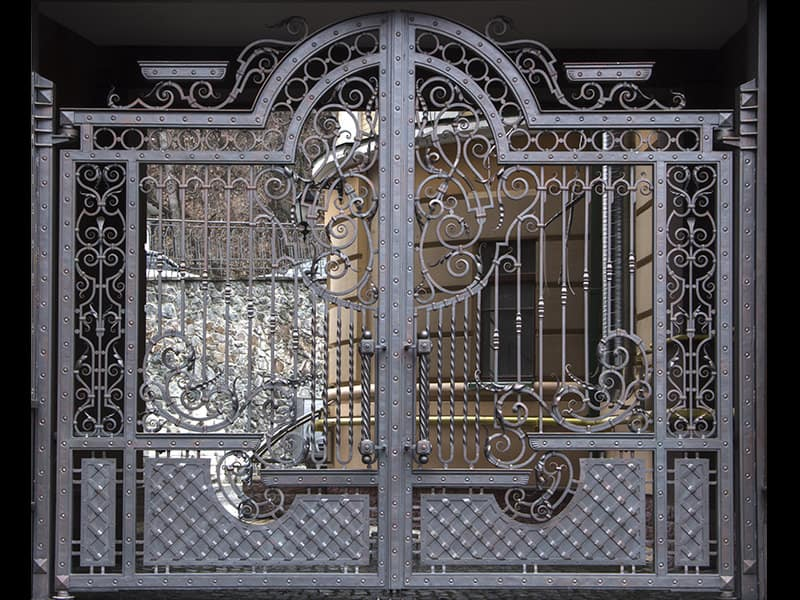 Architectural And Ornamental Iron Fences In Riverside