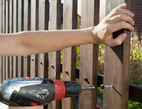 DIY Sagging Fence Gate Repair Guide