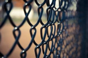 all counties fence supply chain link fencing orange
