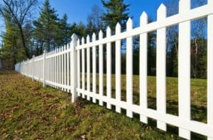 all counties fence supply vinyl fencing orange